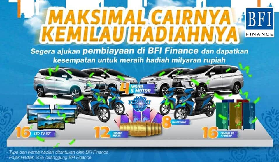 hadiah bfi finance